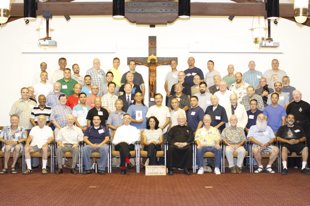 Men's Retreat Weekend,  September 11-13, 2015
