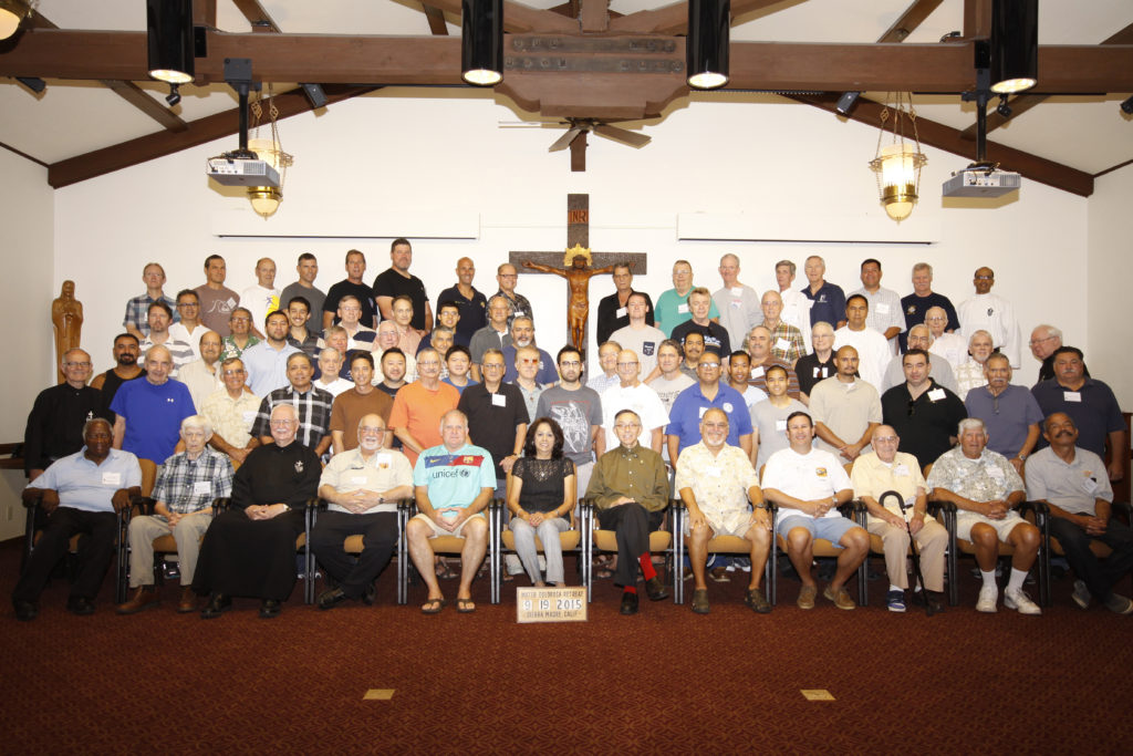 Men's Retreat Weekend,  September 18-20, 2015