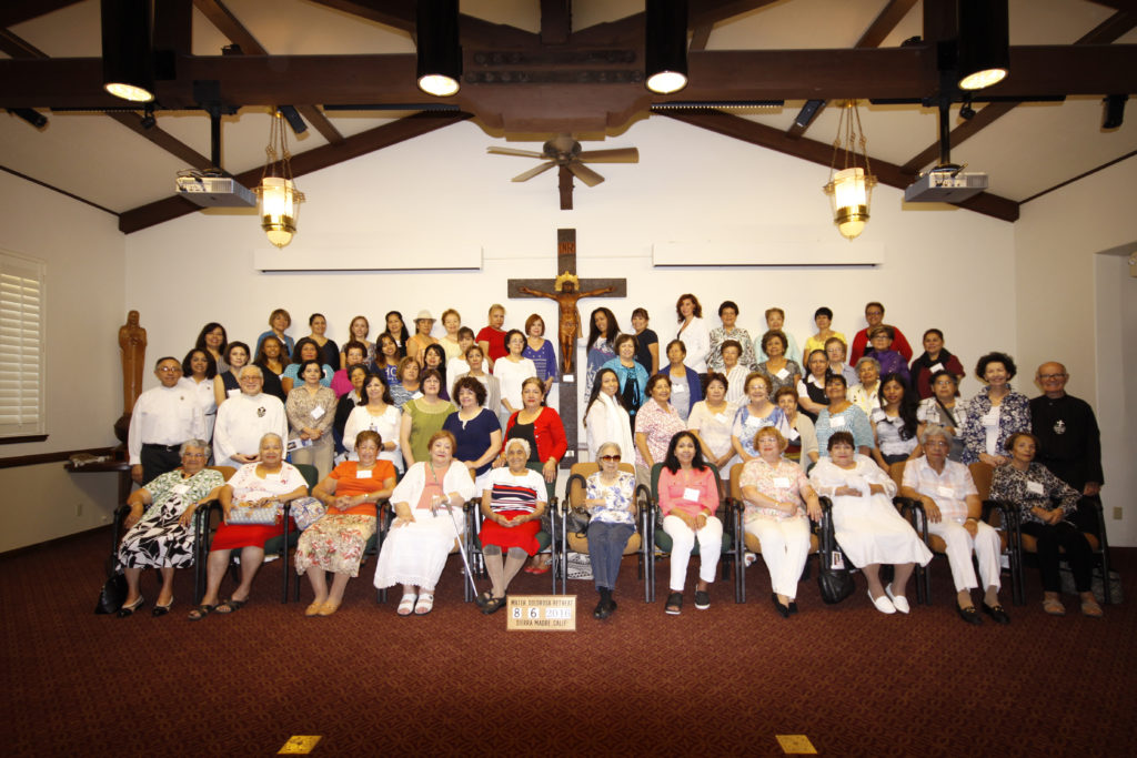Spanish-Speaking Women's Retreat August 5-7, 2016