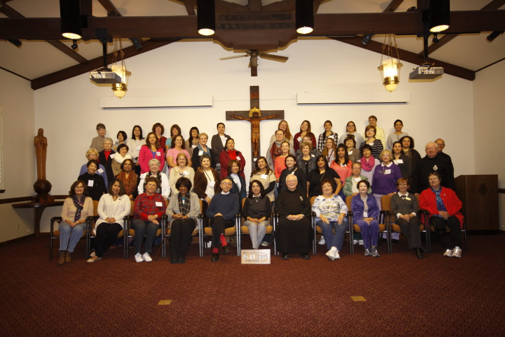 Women's Retreat Weekend, December 4-6, 2015