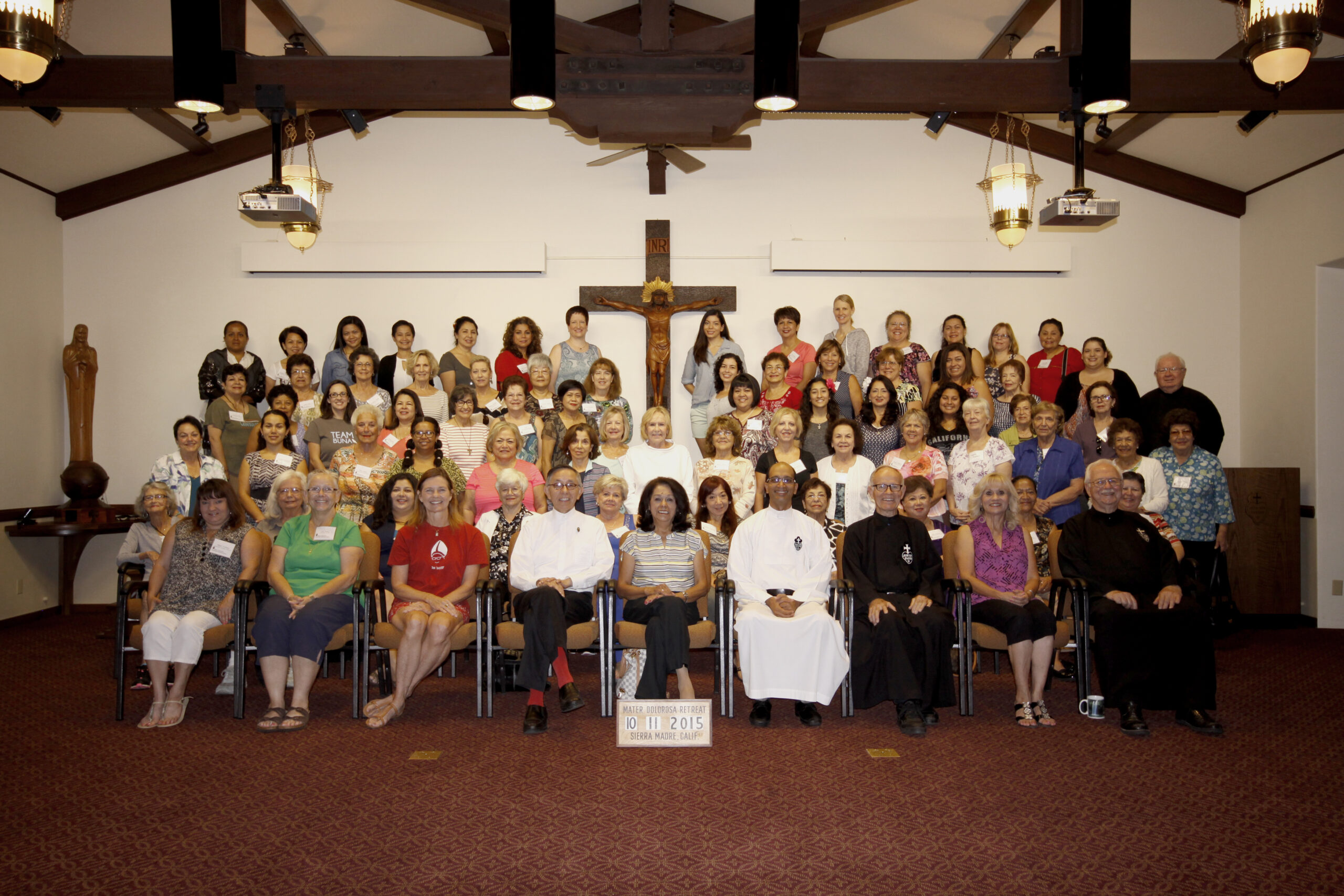 Women's Retreat Weekend, October 9-11, 2015