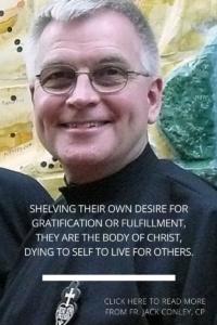 Fr. Jack Conley, CP