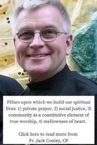 Fr. Jack Conley, CP #6