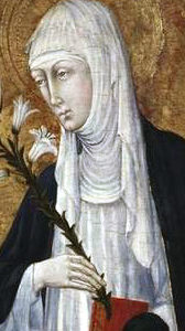 Catherine of Siena - content