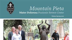 Mountain Pieta Newsletter