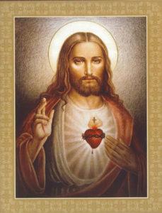 Sacred Heart Image 2015