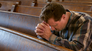 Praying in Church