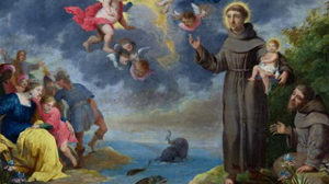 St Anthony of Padua