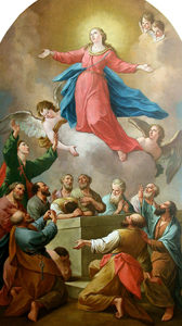 Assumption of Mary - content