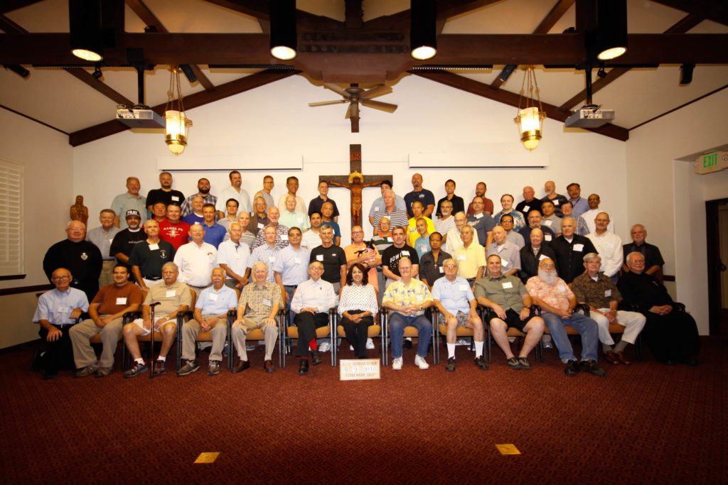 Men's Retreat Weekend, September 9-11, 2016