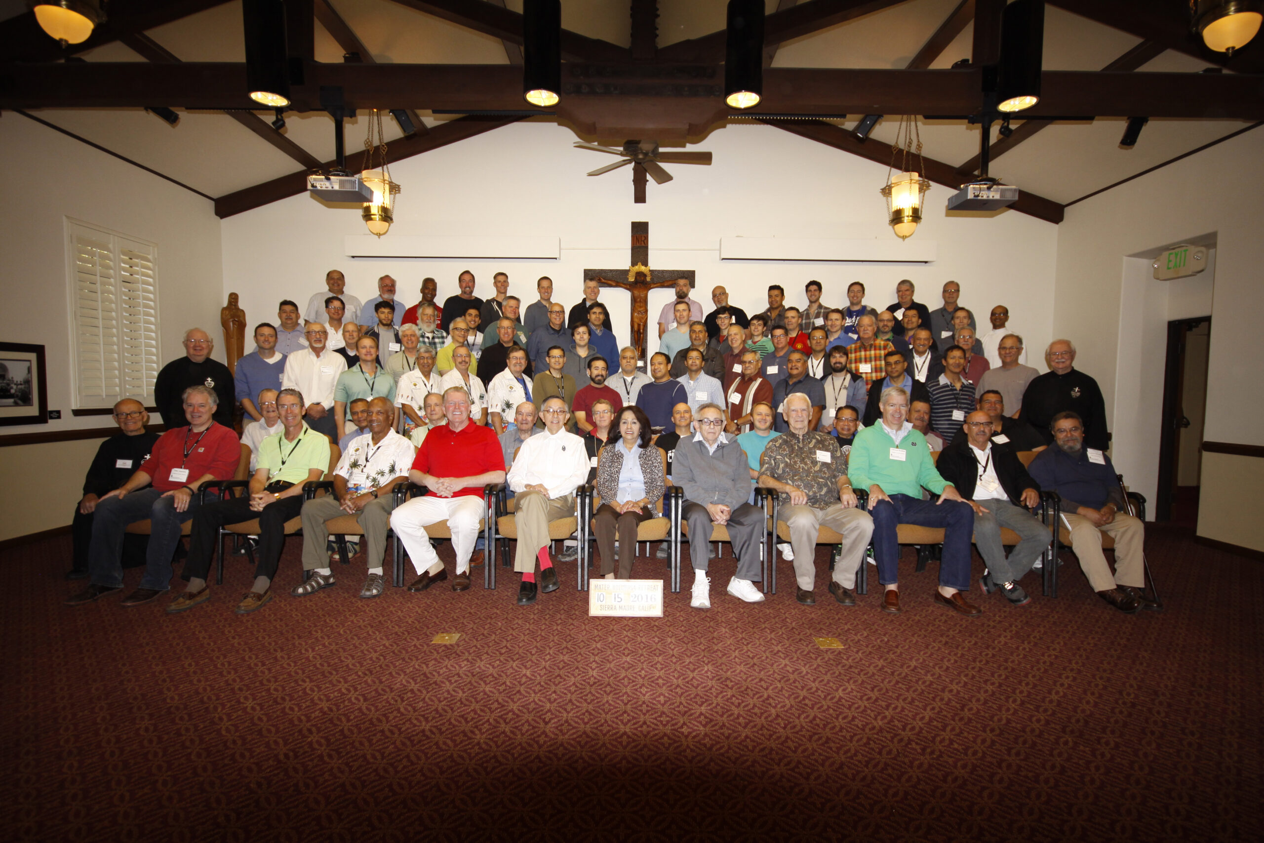 Men's Retreat Weekend, October 14-16, 2016