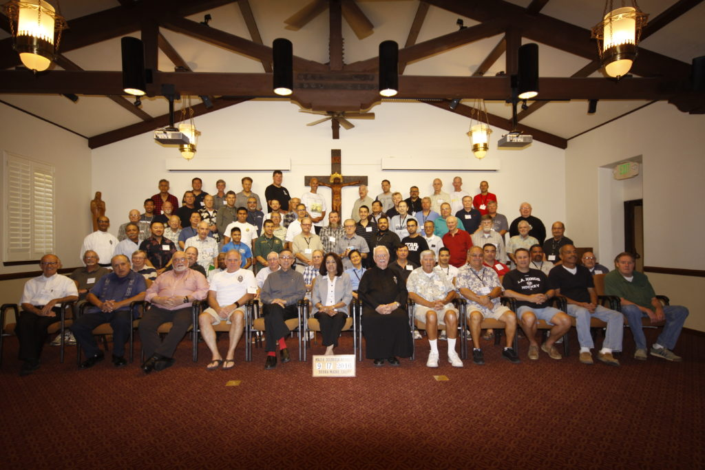 Men's Retreat Weekend, September 16-18, 2016