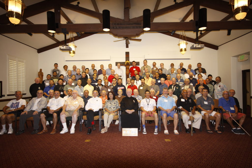 Men's Retreat Weekend, September 23-25, 2016