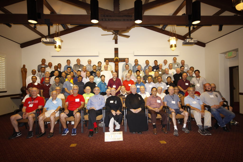 Men's Retreat Weekend, September 30-October 2, 2016