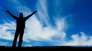 arms-up-to-blue-sky