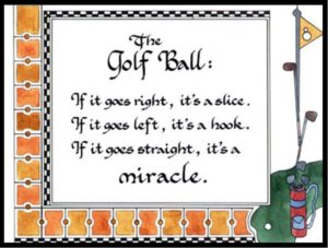 The Golf Ball