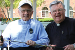 Co-Chairs Fr. Frank Keenan, CP, and Fr. John Schork, CP.