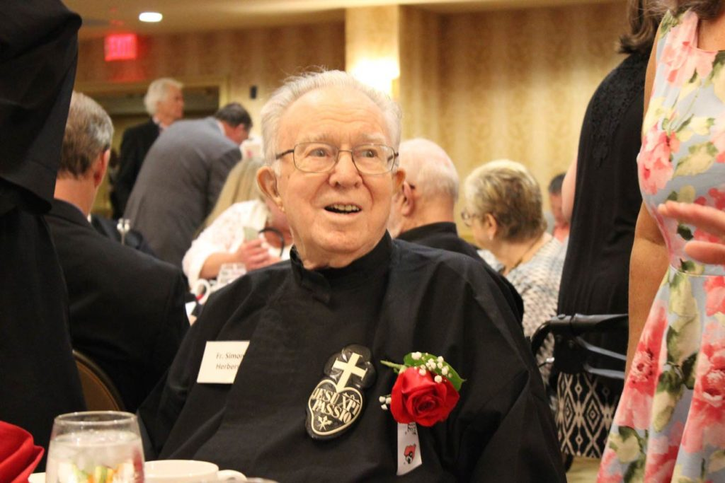 Fr. Simon Herbers, CP.