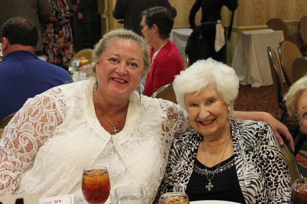 Dee Dee Lockhart and Mary Anne Kaelin.