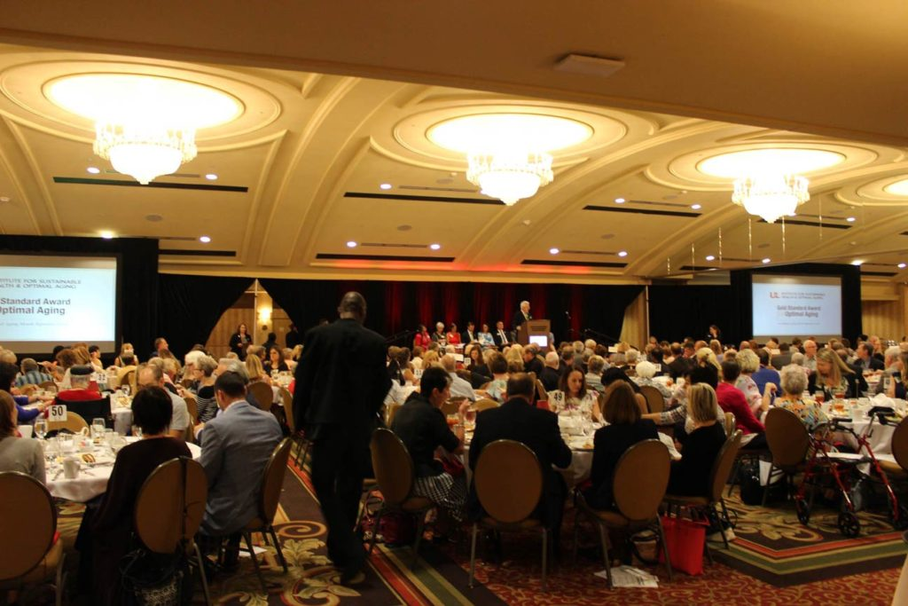 More than 500 people attended the luncheon, which honored 14 awardees and 80 nominees.