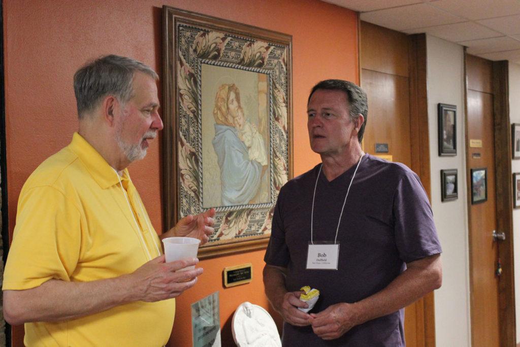 Bill Rybak and Bob Duffield.