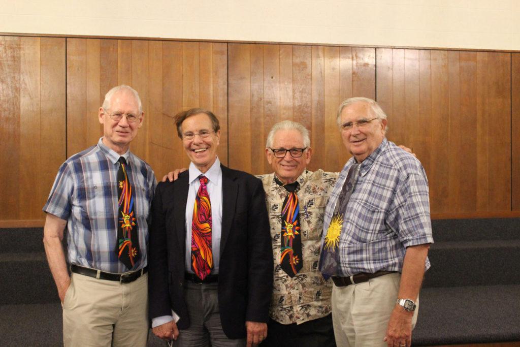 Paul O'Neil, Lawrence Kazmerski, Jack Dermody and Jim Newkirk.