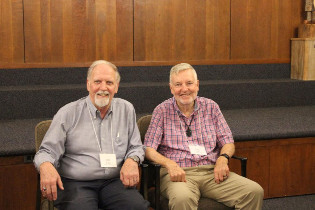 Bill Berger and Bob Durr.