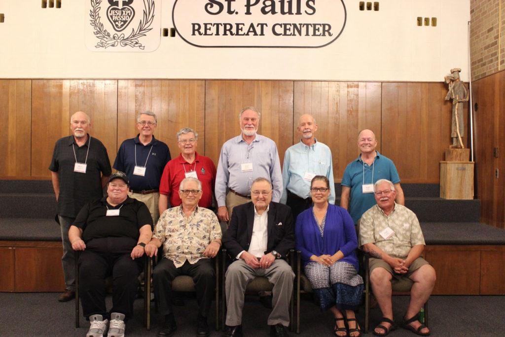 The dynamic Alumni Council.