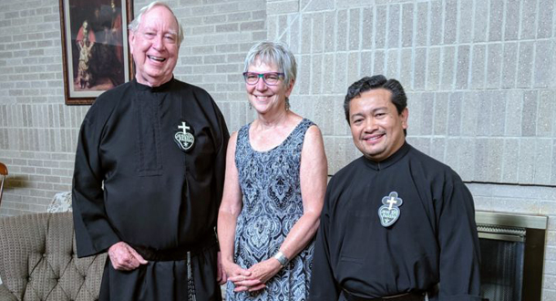 St Paul of the Cross Retreat Ministry Team
