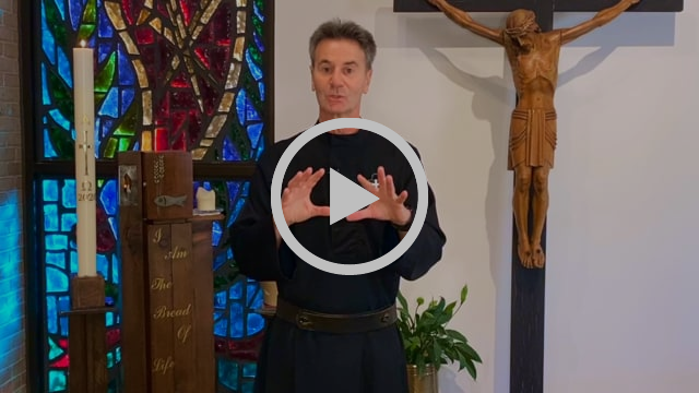 Promoting the Passion - Fr. Cedric Pisegna, CP
